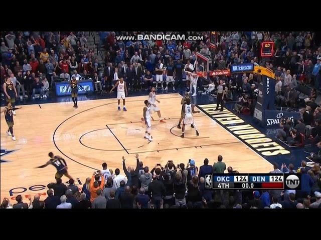 NBA Pobjeda Denvera uz zvuk sirene