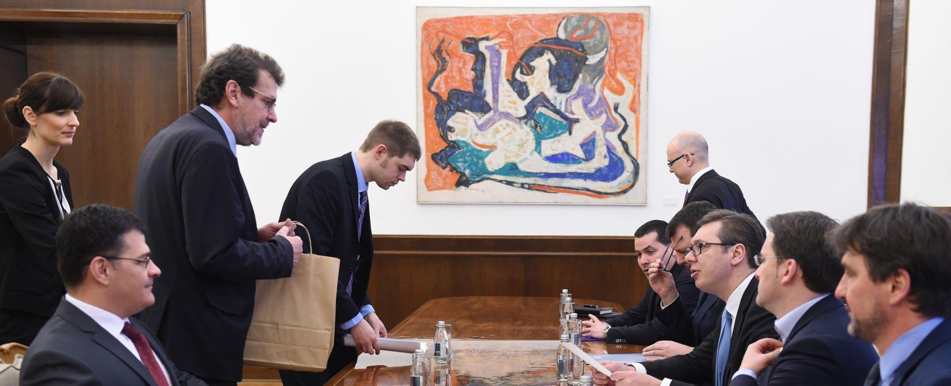 """ŽIGMANOV: """"Ne odustajemo od mjesta u srpskom parlamentu"""""""