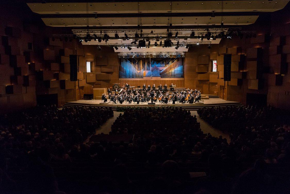 FOTO: 'Koncert za život' u sjećanje na Anu Rukavinu i maestra Vjeskoslava Šuteja