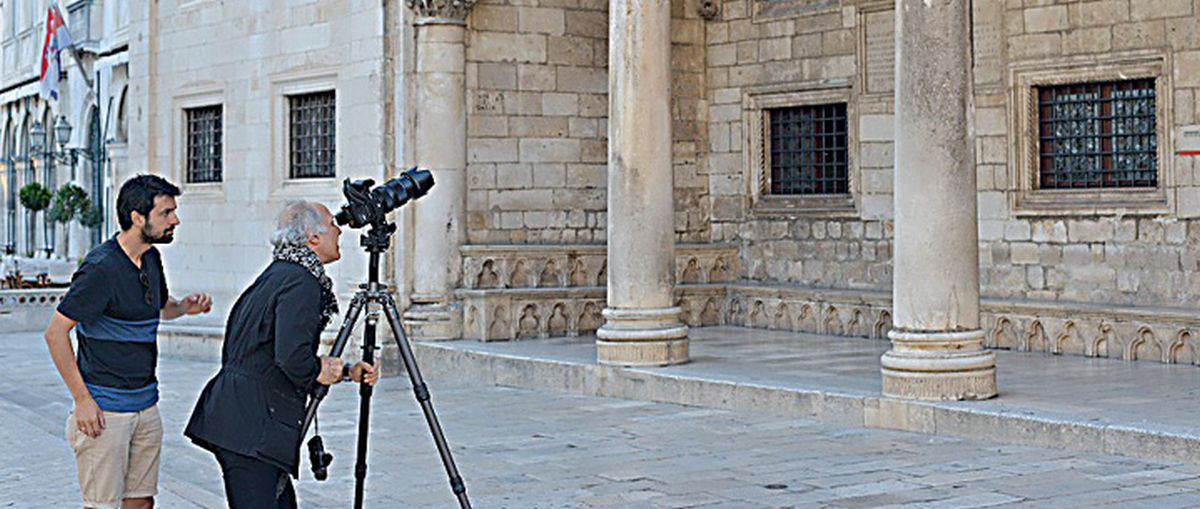 LIKOVNO POVEĆALO Ahmet Ertuğ – pet fotografija Dubrovnika iduće godine u Francuskoj