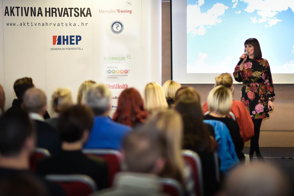 FOTO: Mentalni trening sportsko-edukativnog projekta 'Aktivna Hrvatska' u Gradu Osijeku