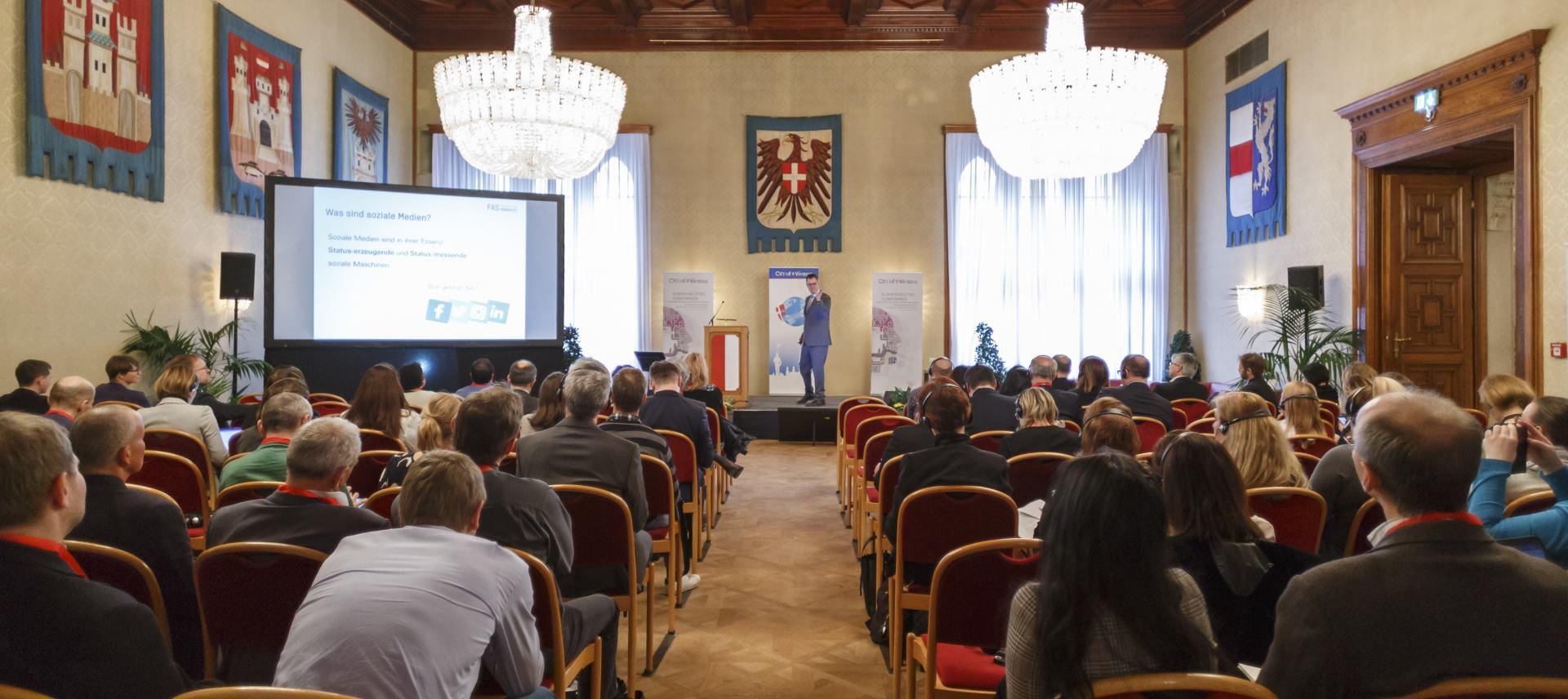 Na konferenciji u Beču sudjeluje i Hrvatska agencija za zaštitu osobnih podataka