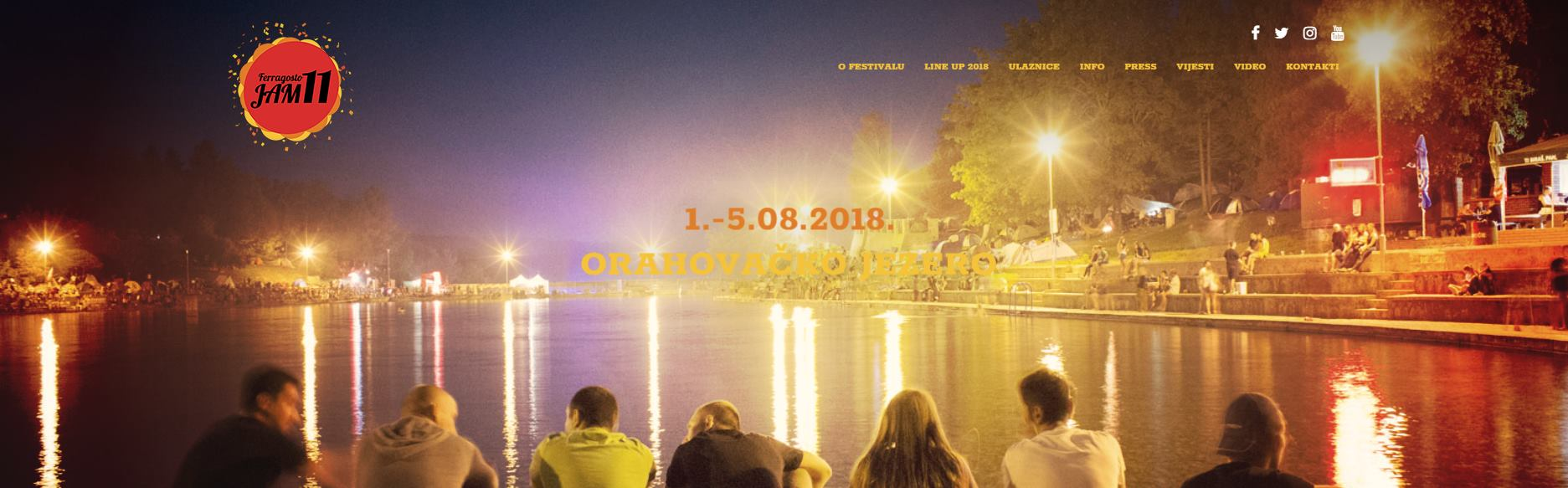 Ferragosto JAM počinje dan ranije uz dva koncerta Hladnog piva