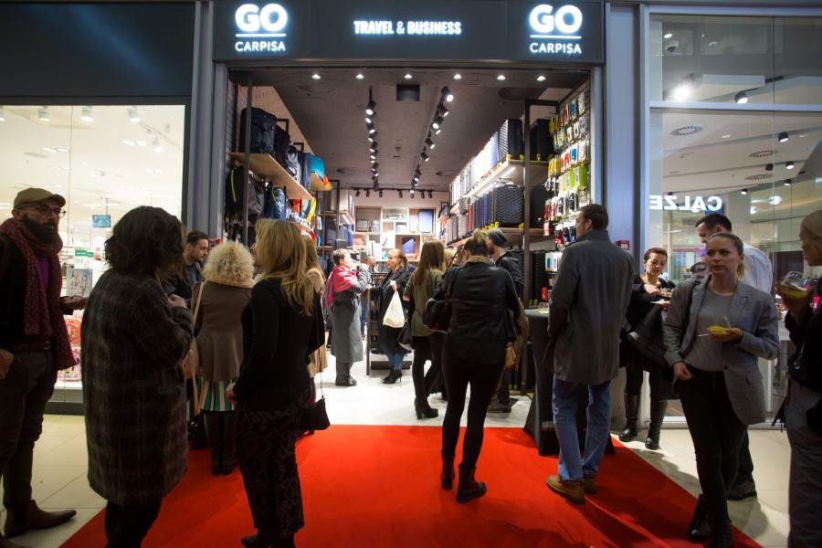 FOTO: Otvoren prvi GO Carpisa concept store