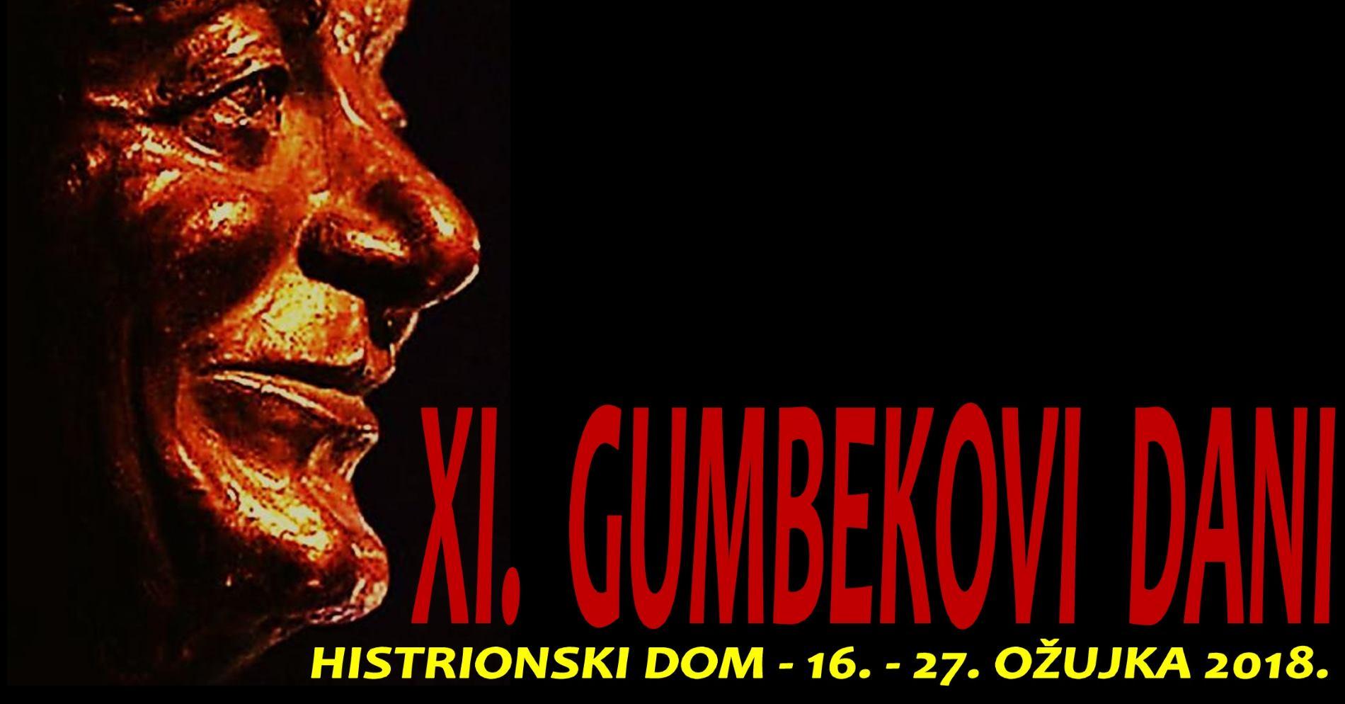 Traju XI. Gumbekovi dani i festival kabareta