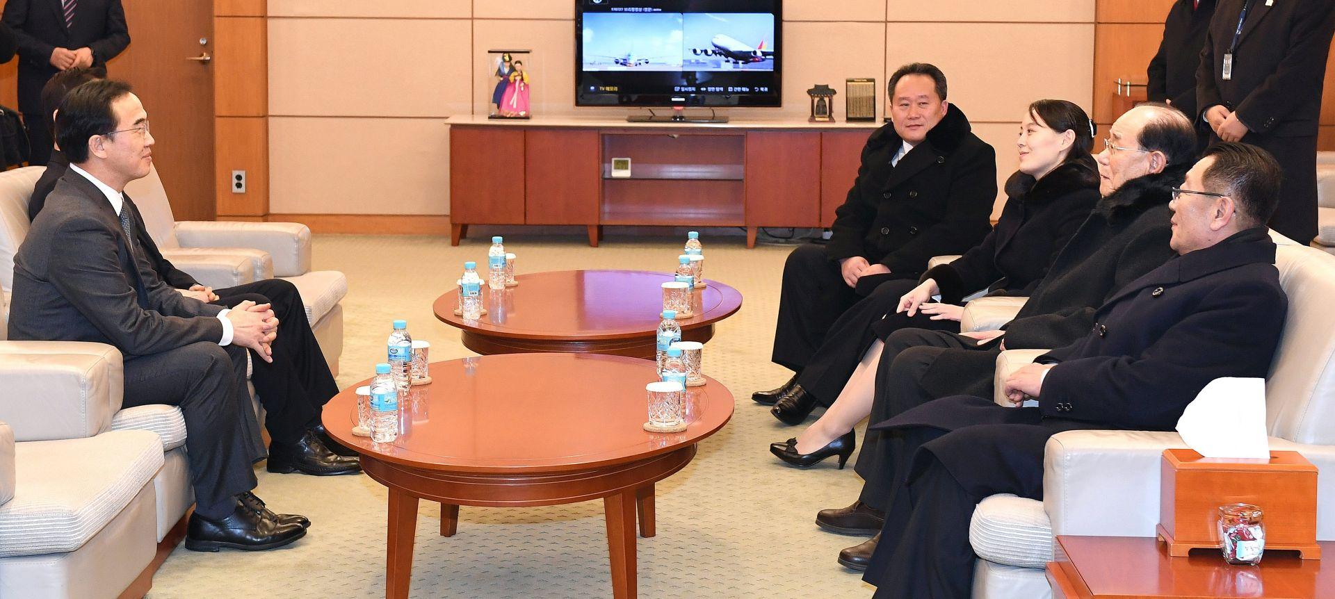 Južna Koreja šalje izaslanstvo u Sjevernu Koreju