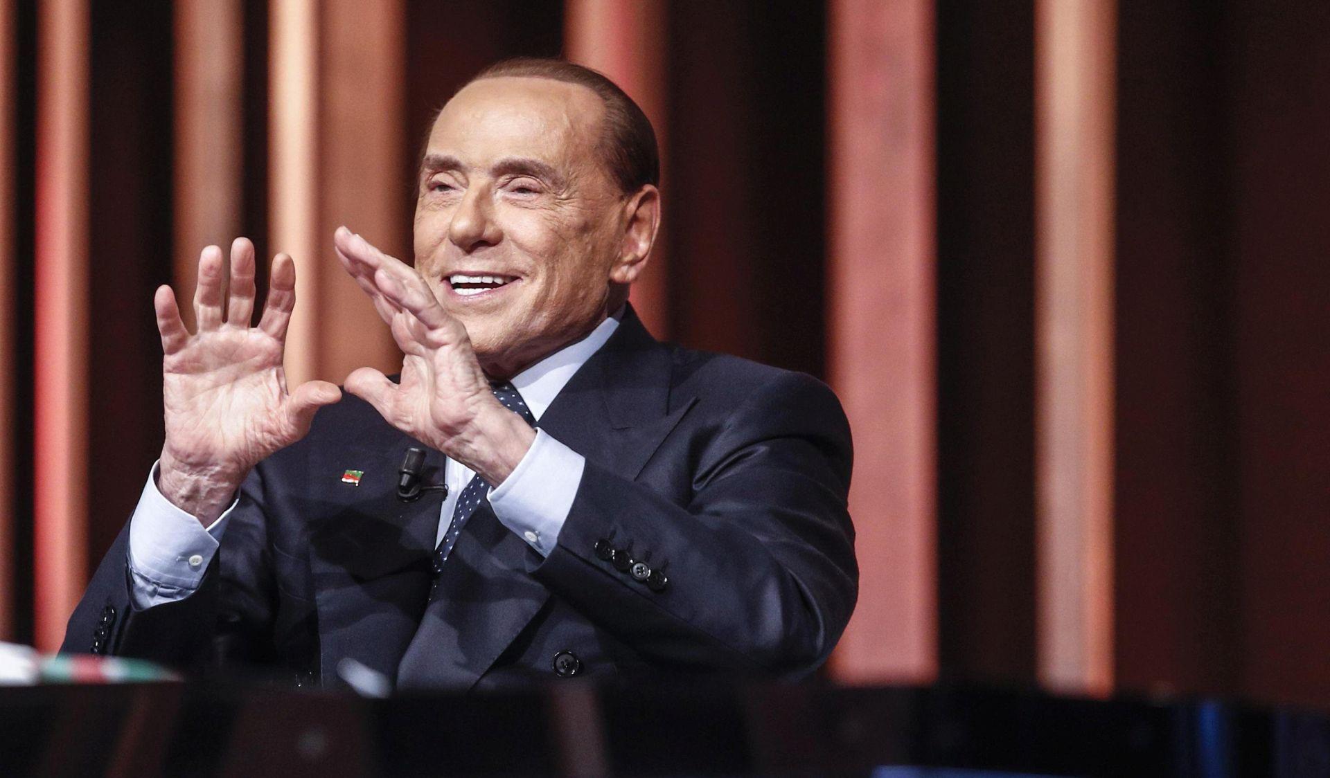 Berlusconi će podržati čelnika Lige kao talijanskog premijera