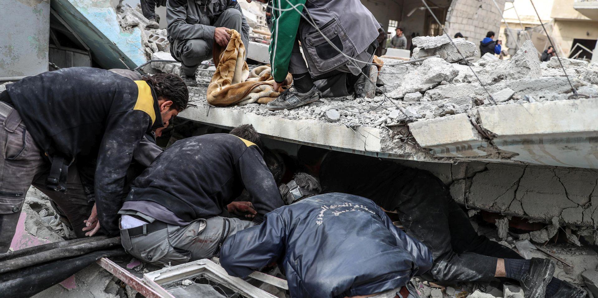 "Sirijski grad Duma ""pred katastrofom"""