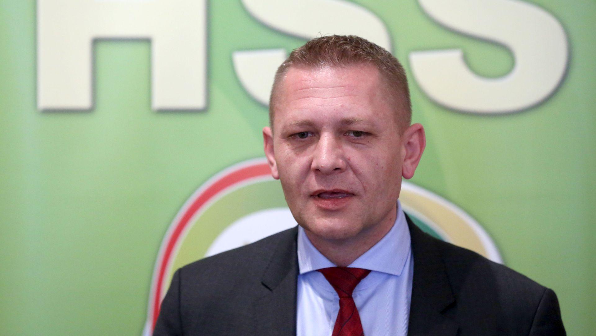 """""""HSS je moderna, progresivna, republikansku i zelena stranka"""""""