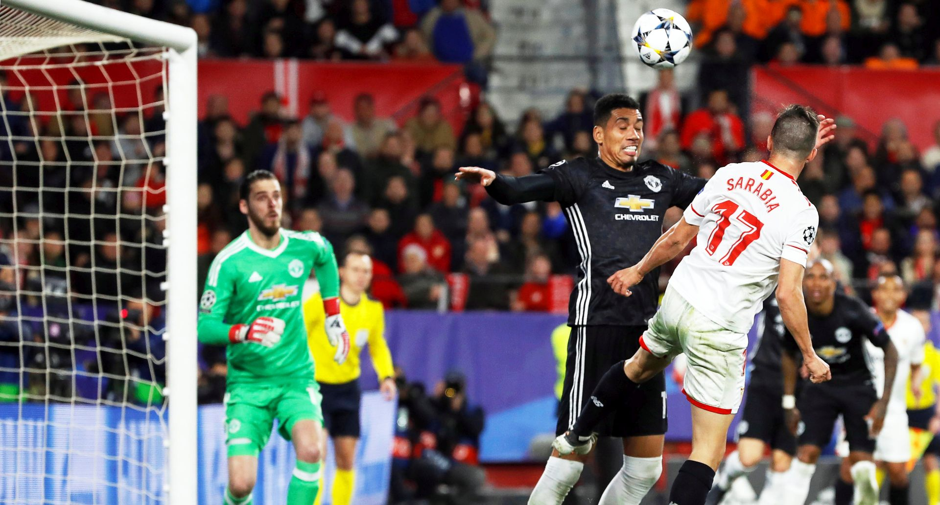 LP Roma lovi zaostatak, United traži pobjedu protiv Seville
