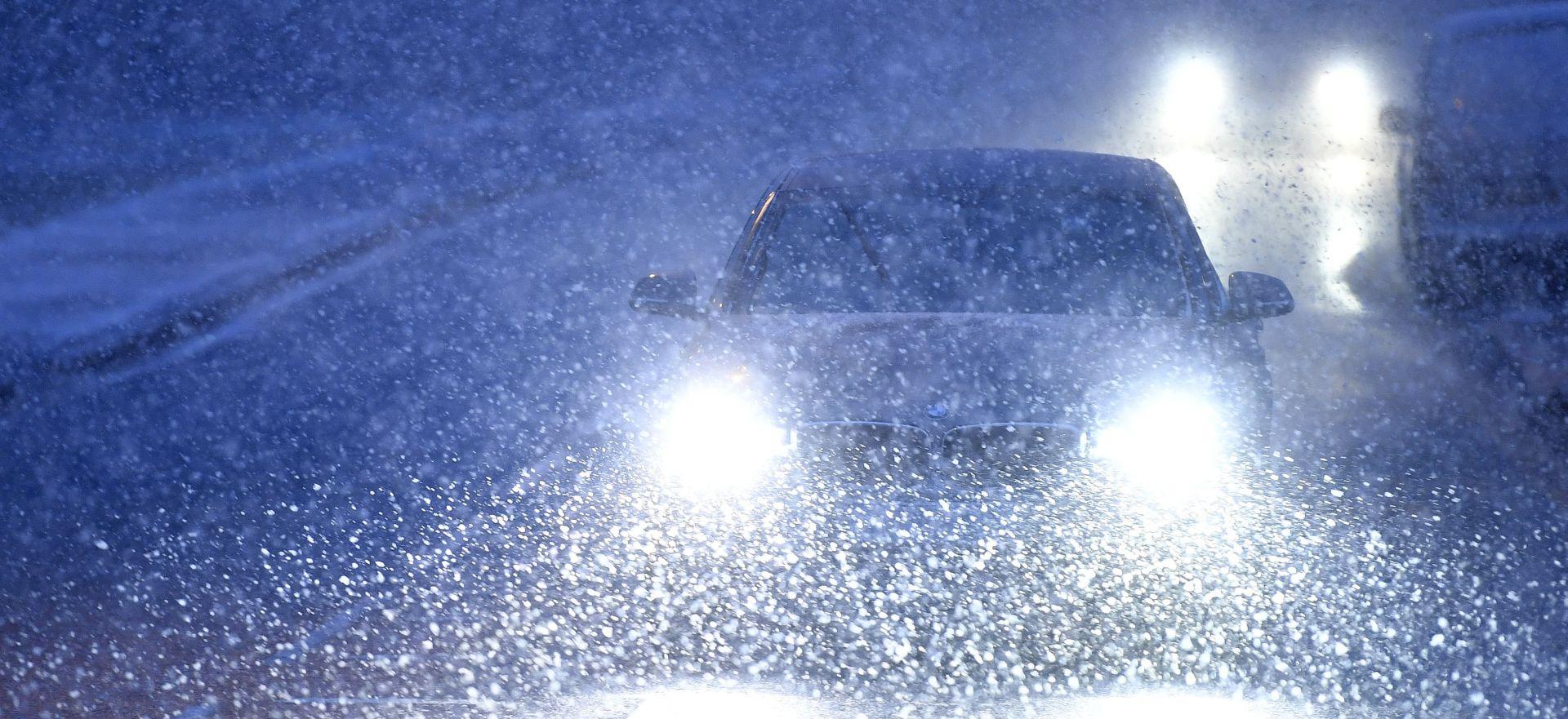 Alarm u Irskoj i Britaniji zbog hladnoće i obilnog snijega