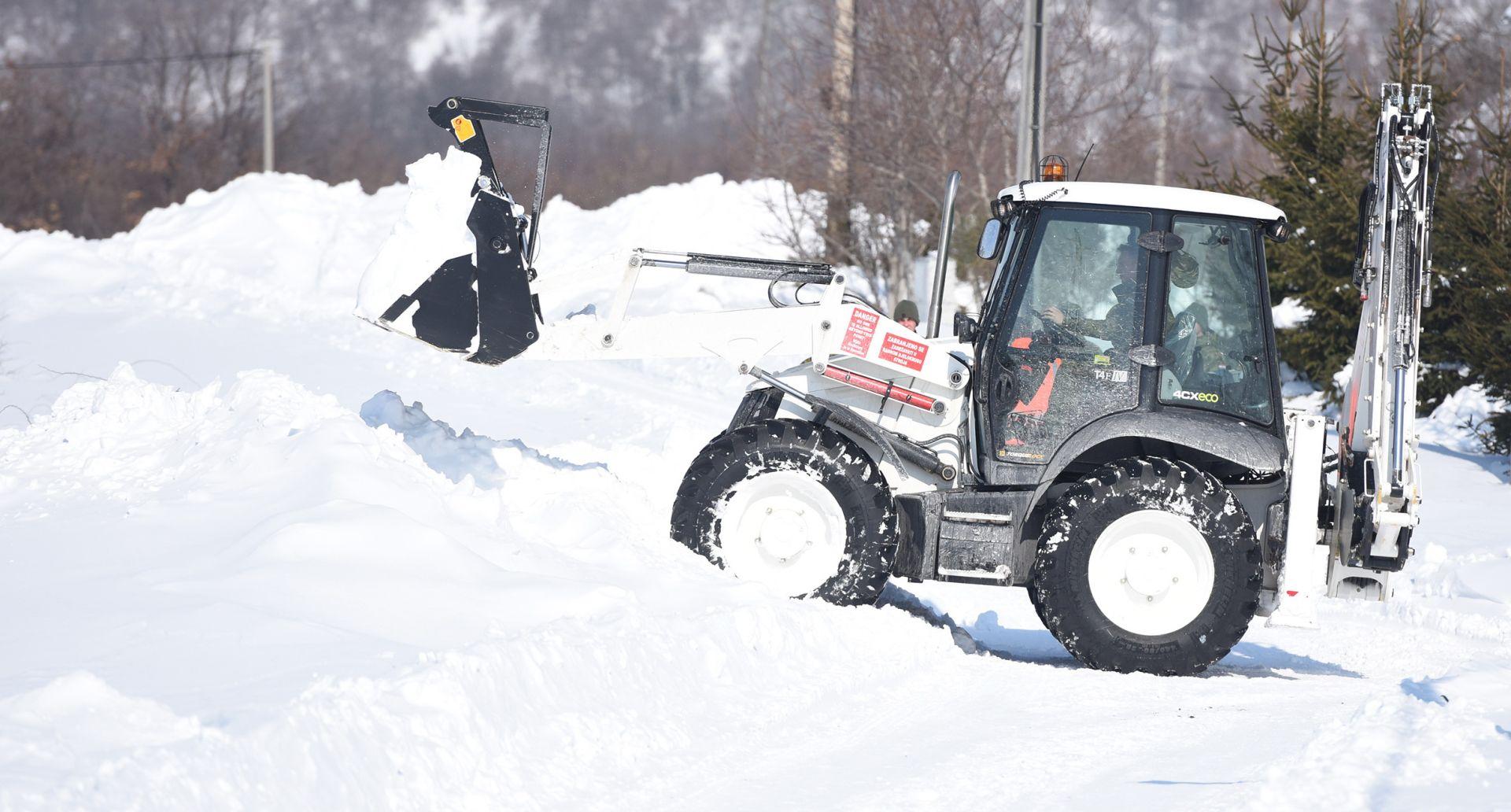 U odronu zbog kiše u Austriji poginula jedna osoba