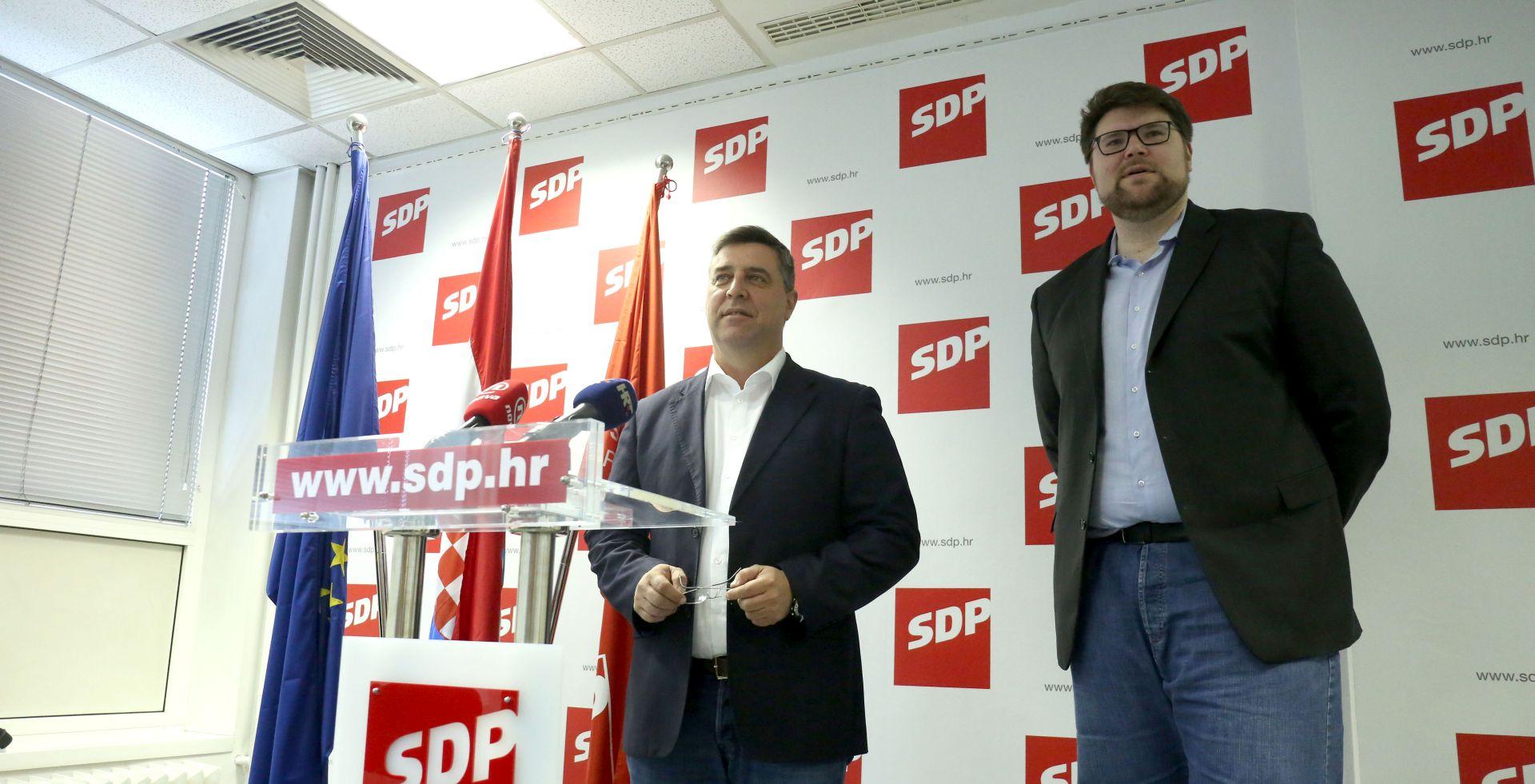 SDP protiv izmjena Zakona o najmu stanova