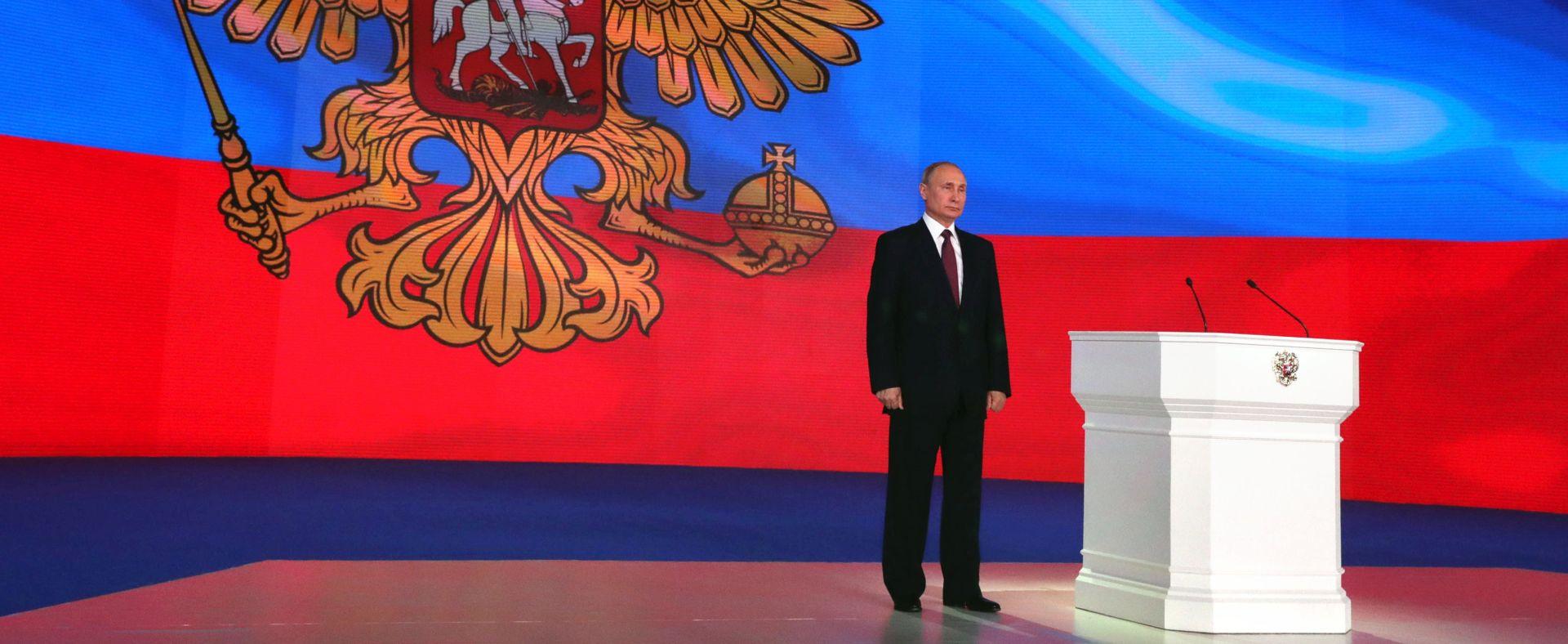'Rusija ima nova oružja'