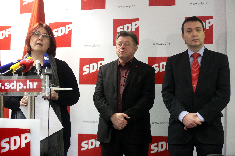"""SDP: """"Dalić je glavni krivac za loše procese u Agrokoru"""""""