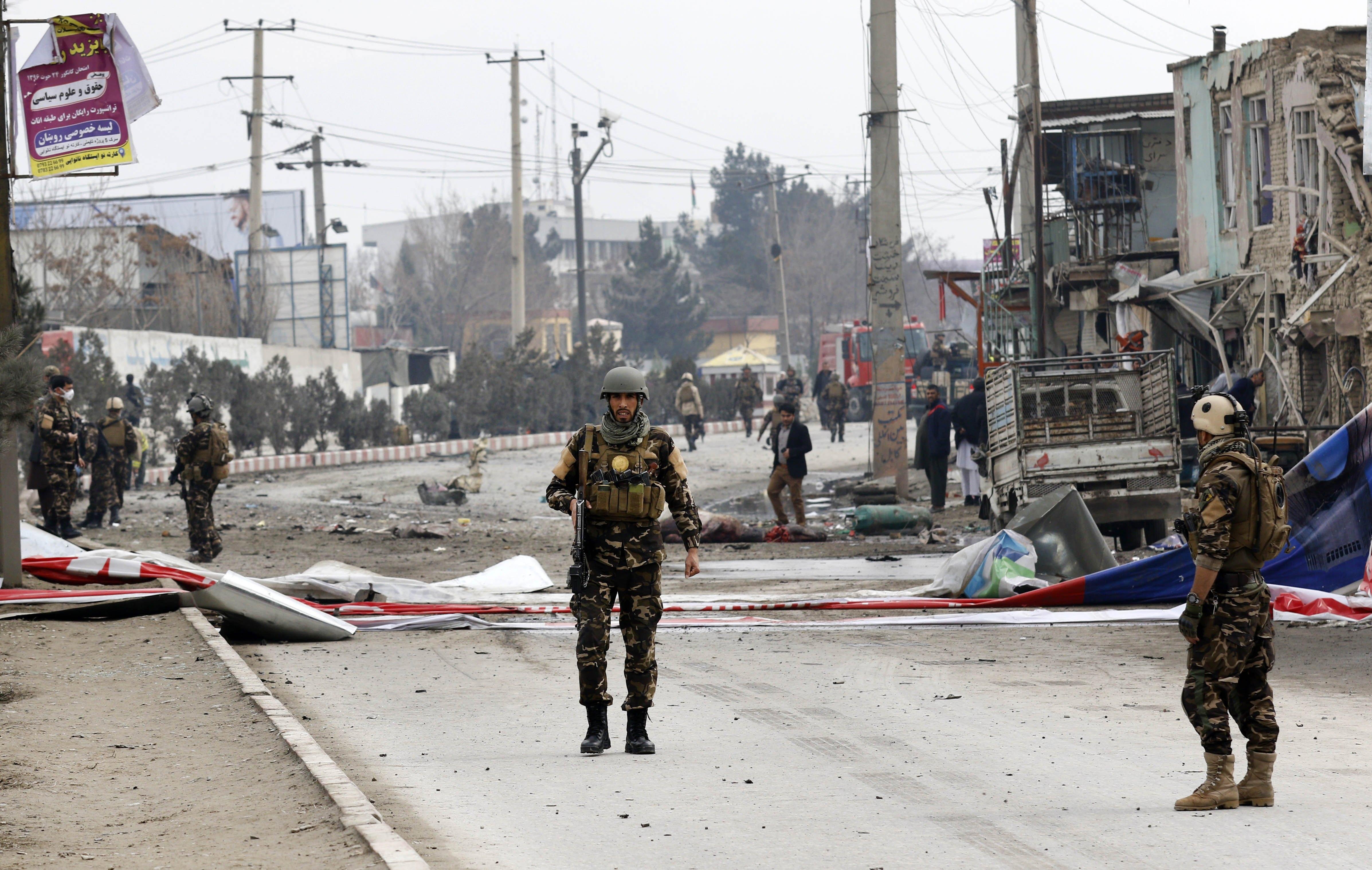 Islamska država preuzela odgovornost za napadu u Kabulu