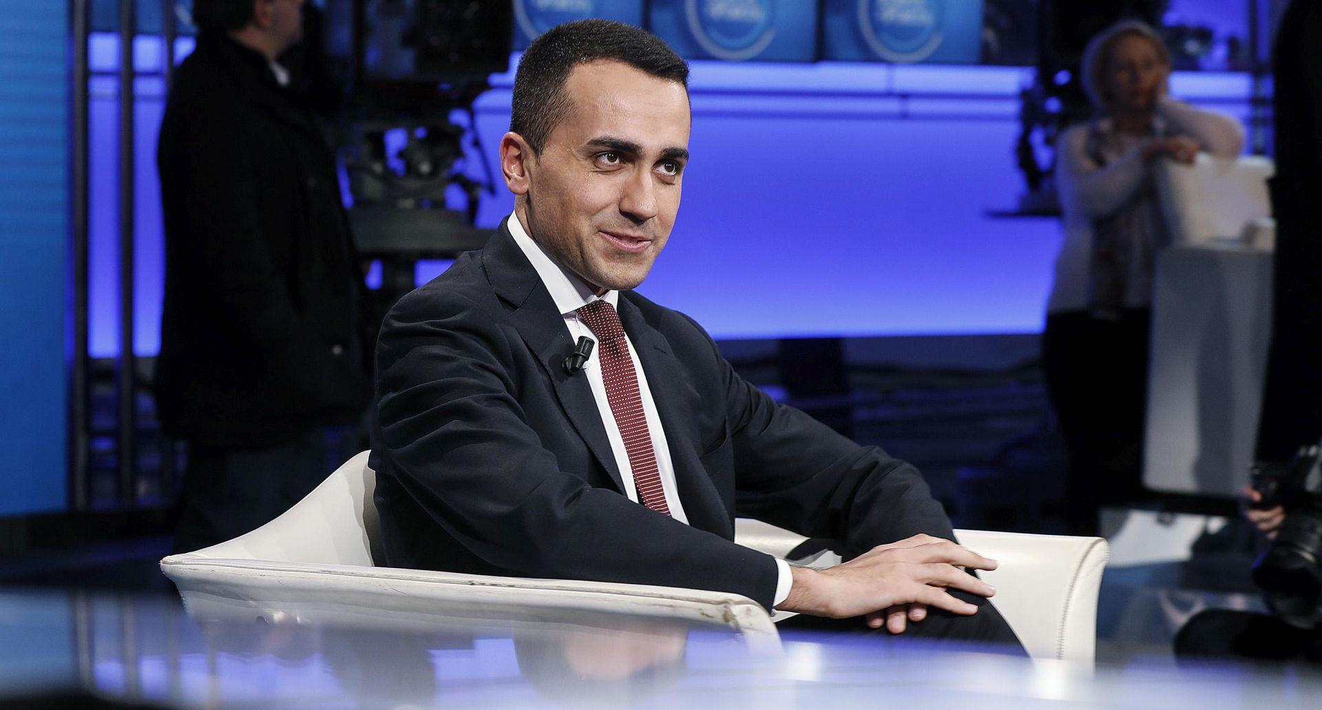 """Di Maio: """"Ne ponašajte se prema Italiji kao prema koloniji gubavaca"""""""
