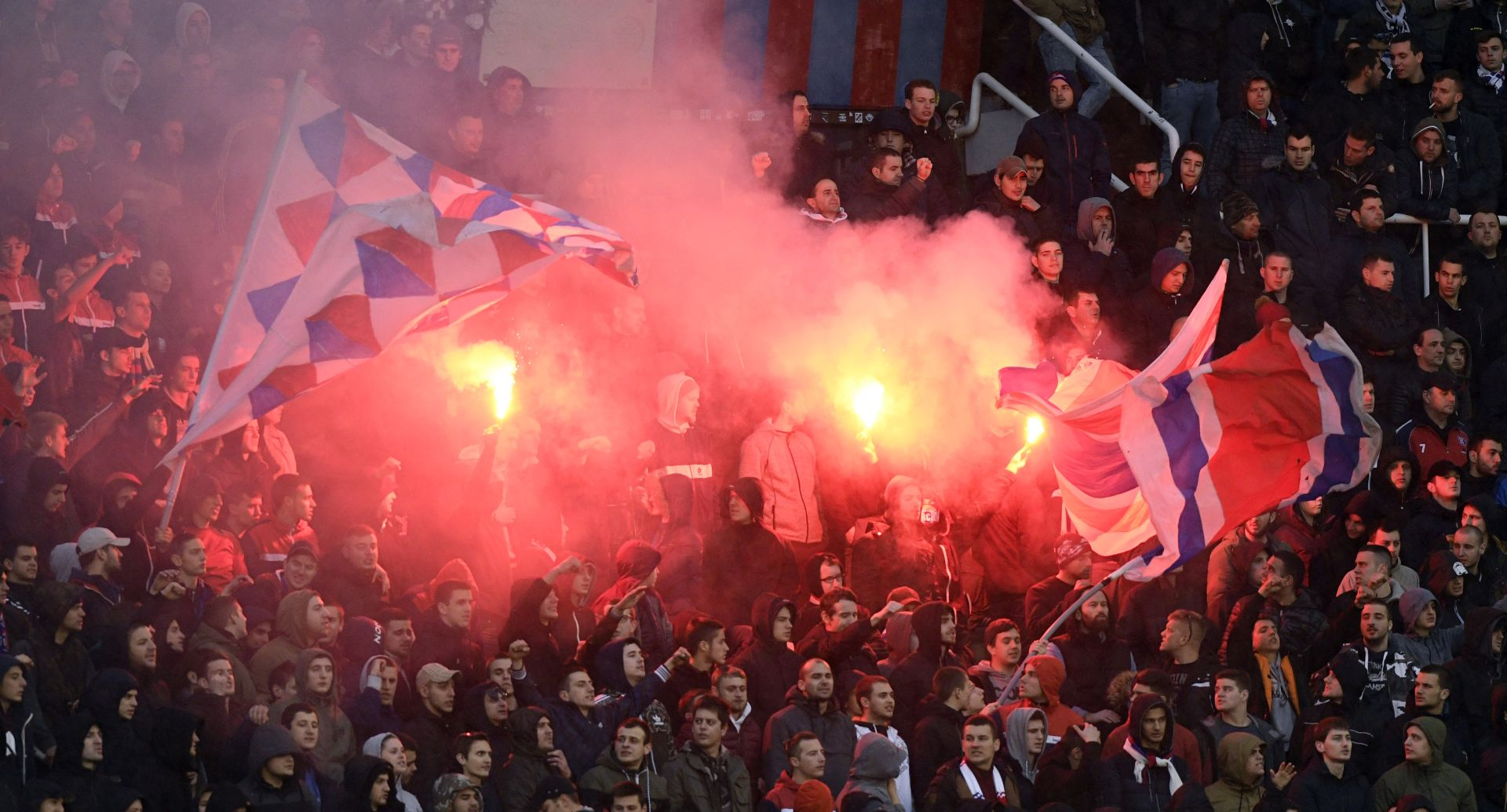 Hajduk kažnjen s 22 tisuće kuna, Rudešu upozorenje