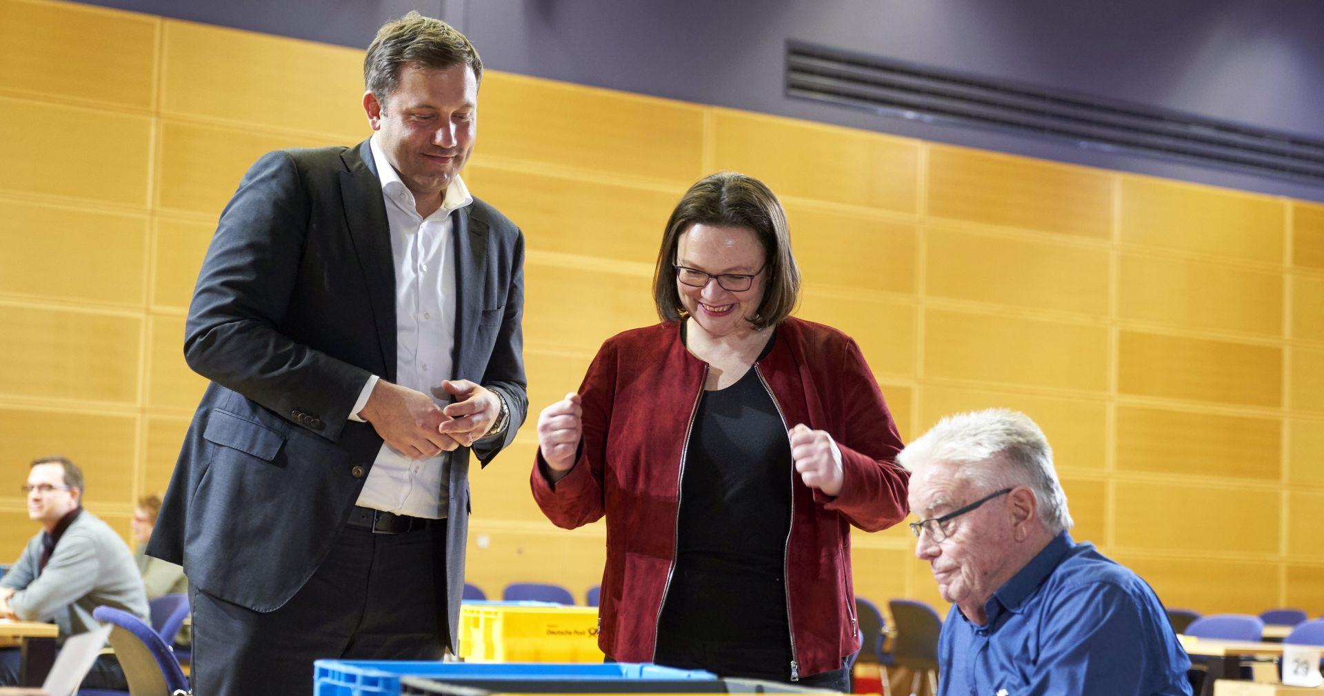 SPD dao zeleno svjetlo koaliciji s demokršćanima