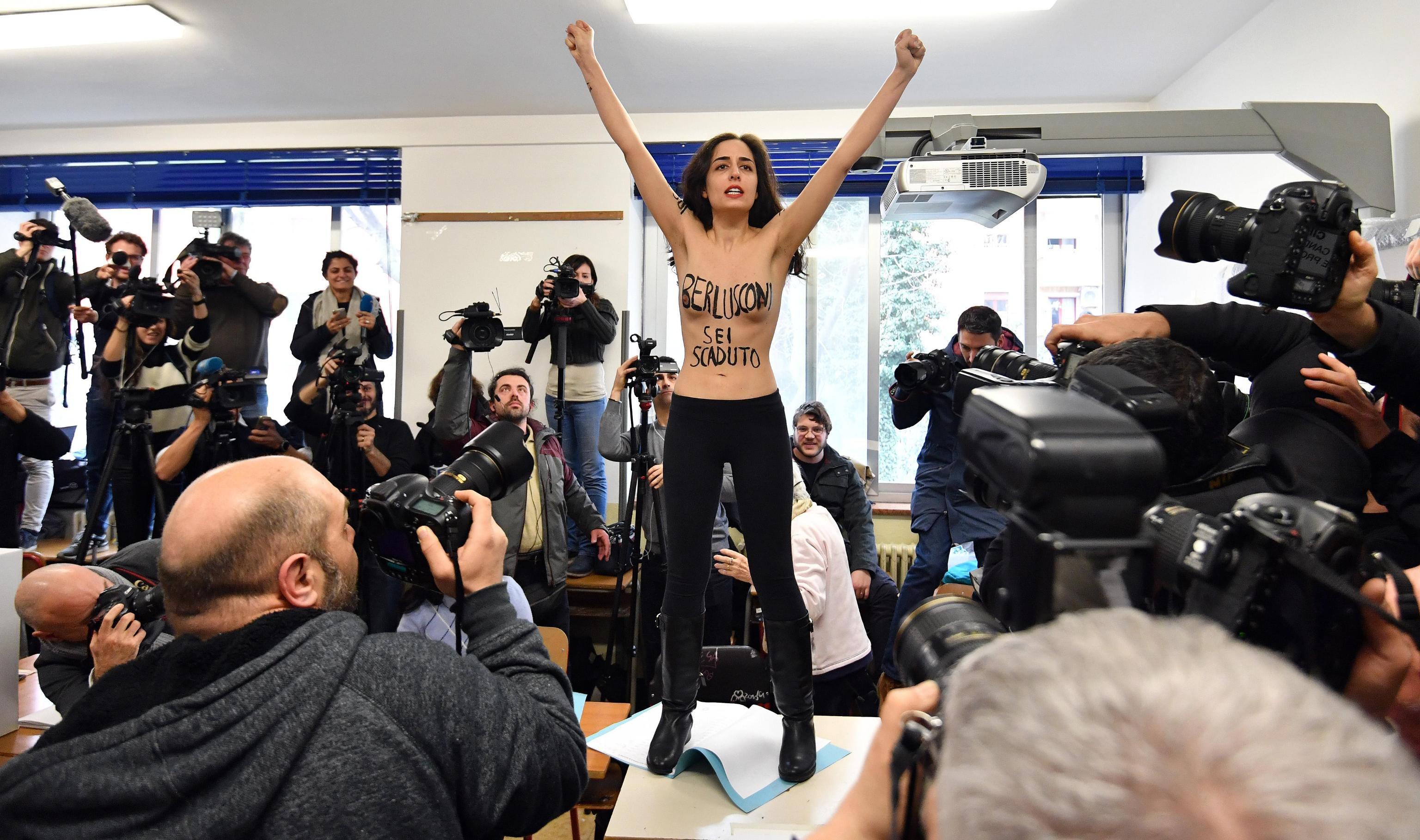 Talijani još uvijek glasaju, ishod vrlo neizvjestan