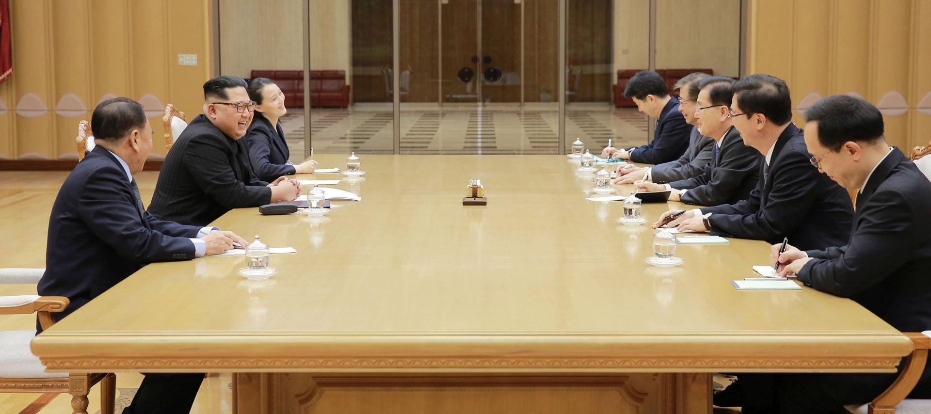 "JUŽNA KOREJA ""Važan sjevernokorejski napredak prema denuklerizaciji"""