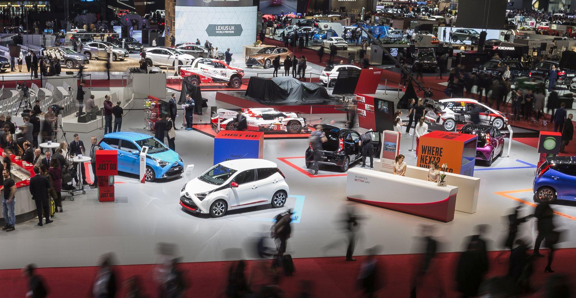 Salon automobila u Ženevi u svjetlu utrke za profitom