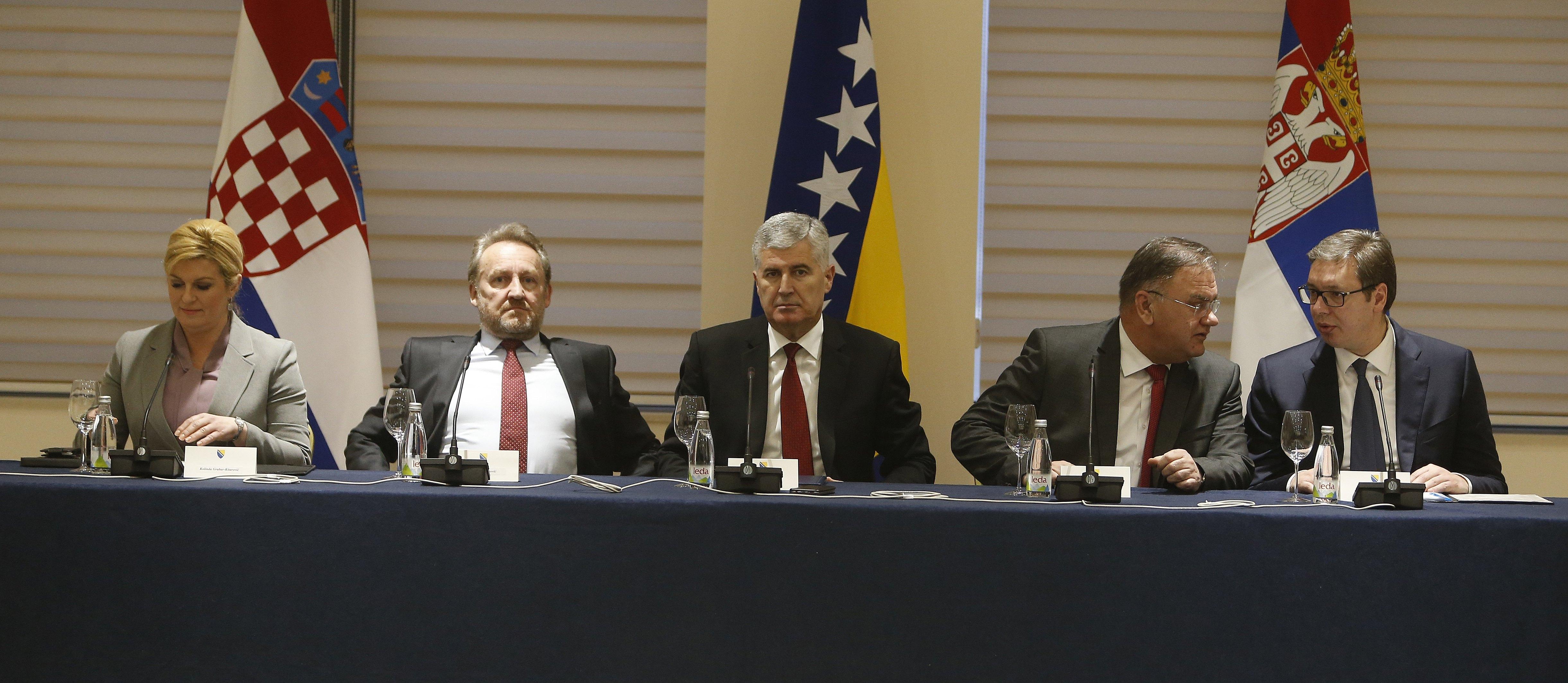 Članove Predsjedništva BiH podijelio sporazum s Islamskom zajednicom