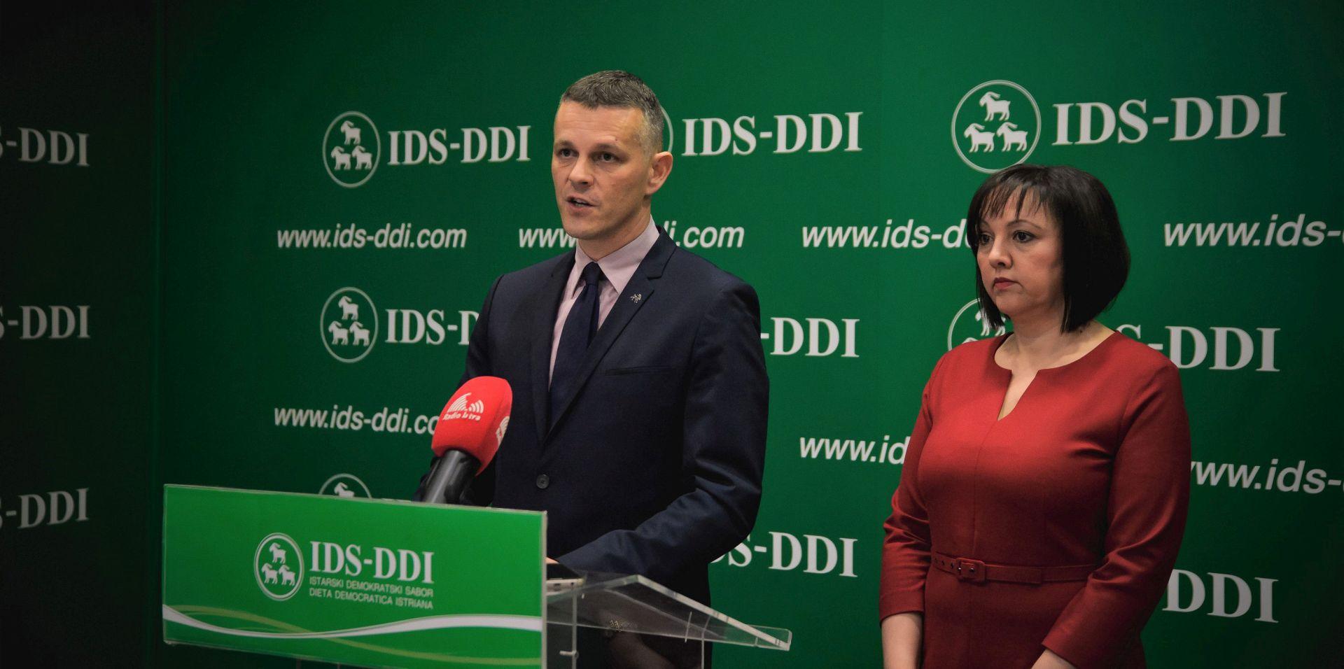 IDS za postizanje potpune ravnopravnosti spolova u društvu