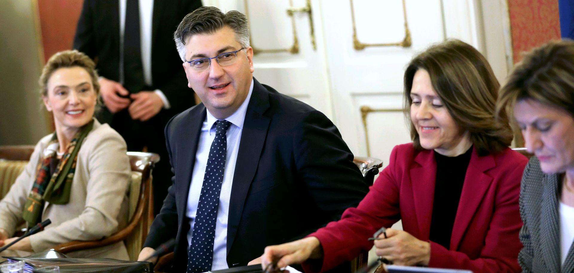 Plenković najavio mjere za pomoć blokiranima