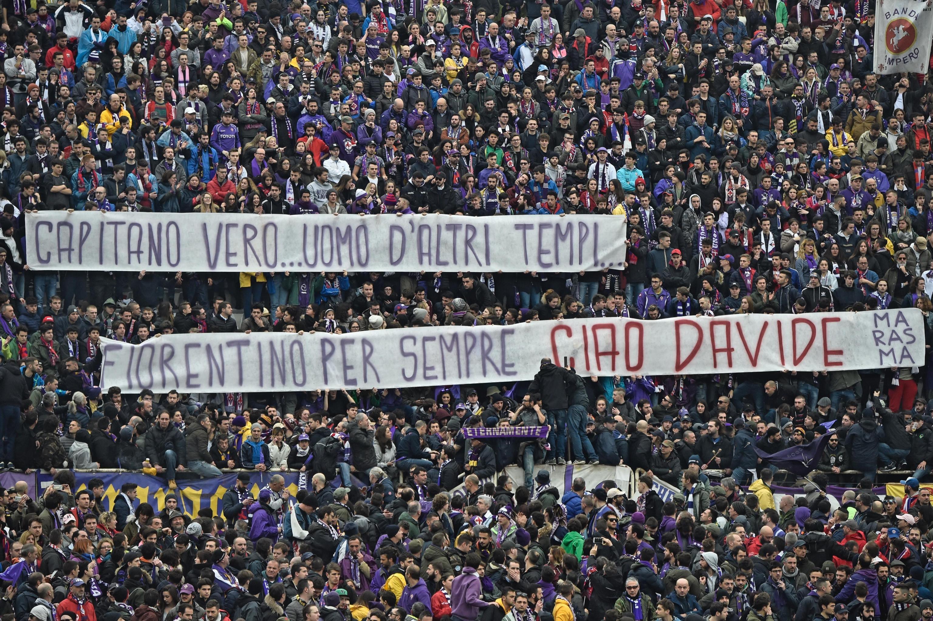 Pobjeda Juventusa, Fiorentina se oprostila od kapetana