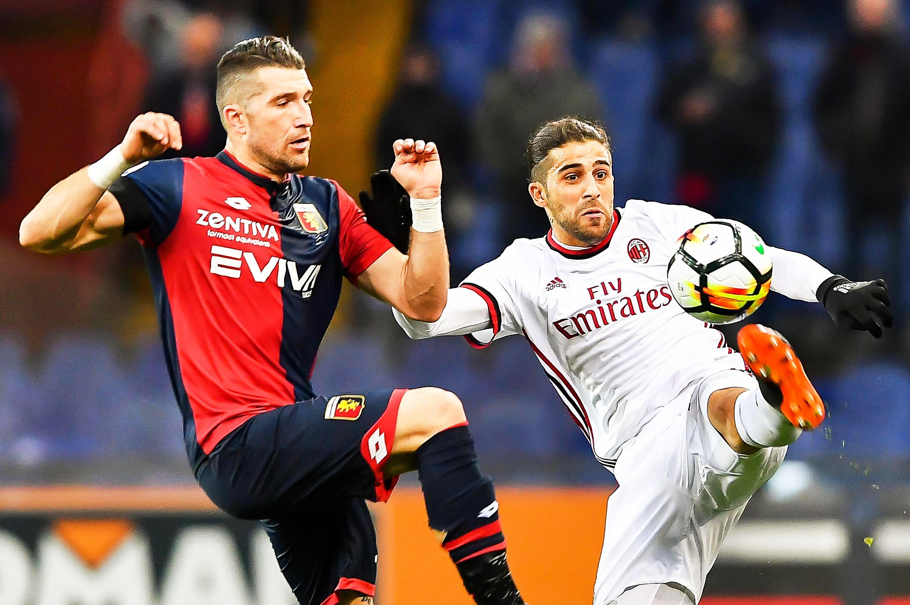 Genoa – Milan 0-1