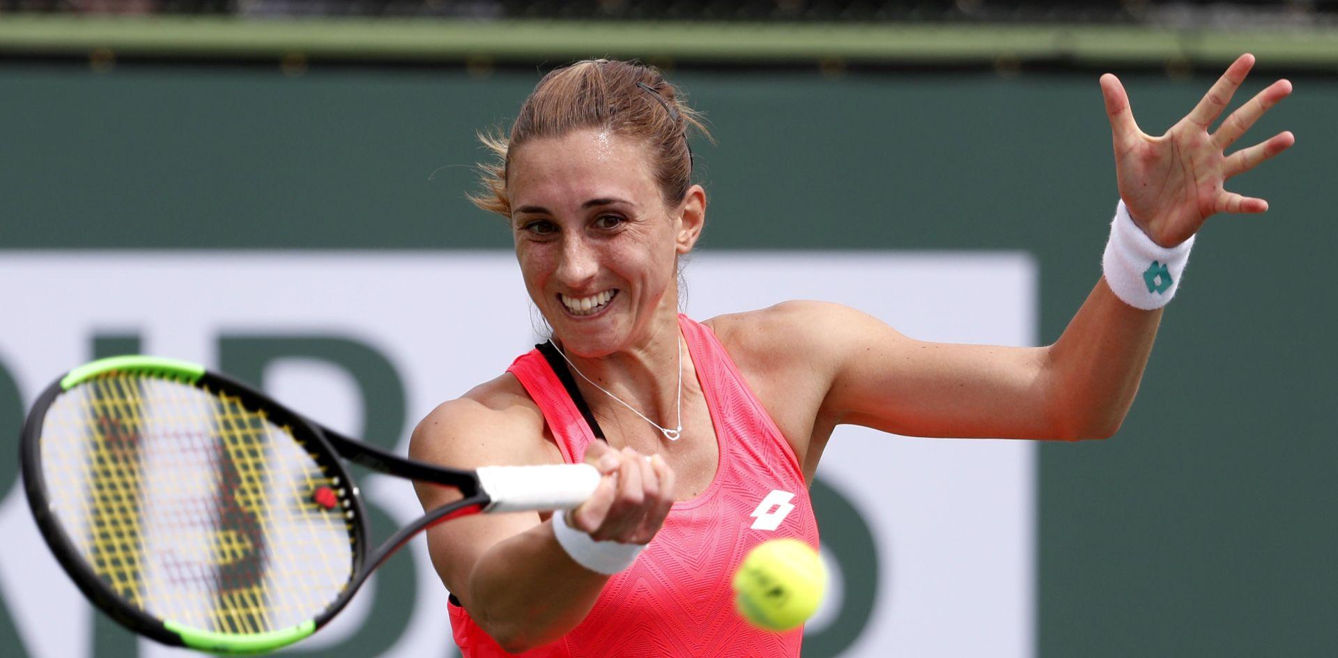 WTA LJESTVICA Napredak Martić i Vekić