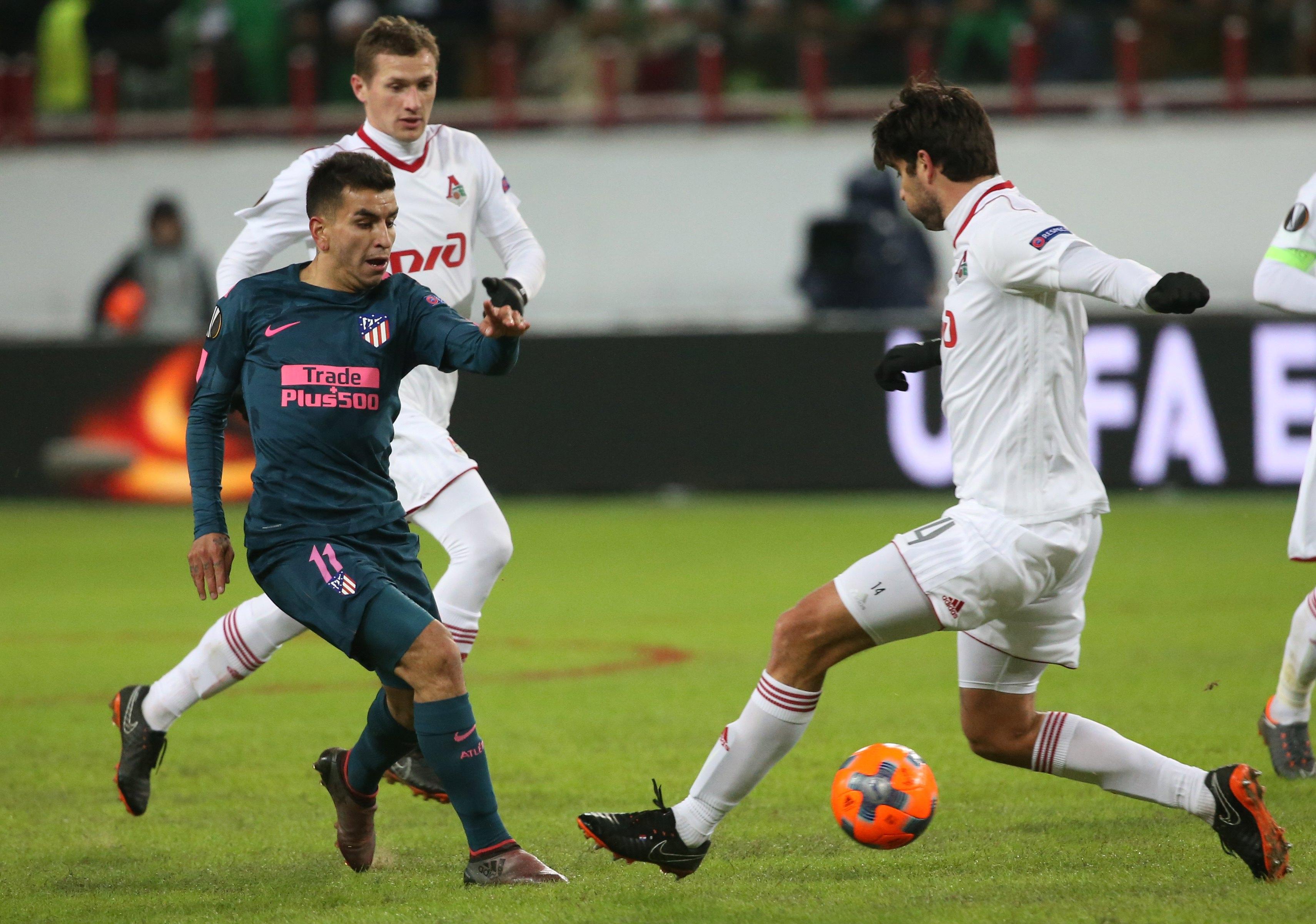 EL: Lokomotiv – Atletico 1-5, ozljeda Ćorluke