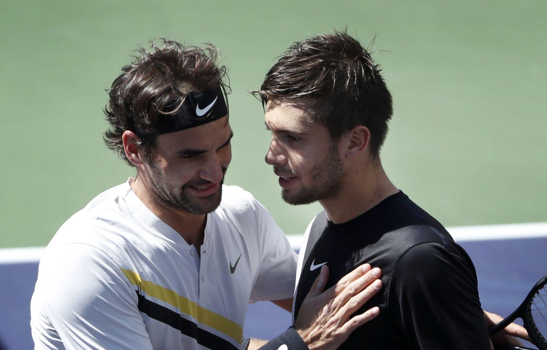ATP Ćorić na 36. mjestu, Ćilić ostao treći
