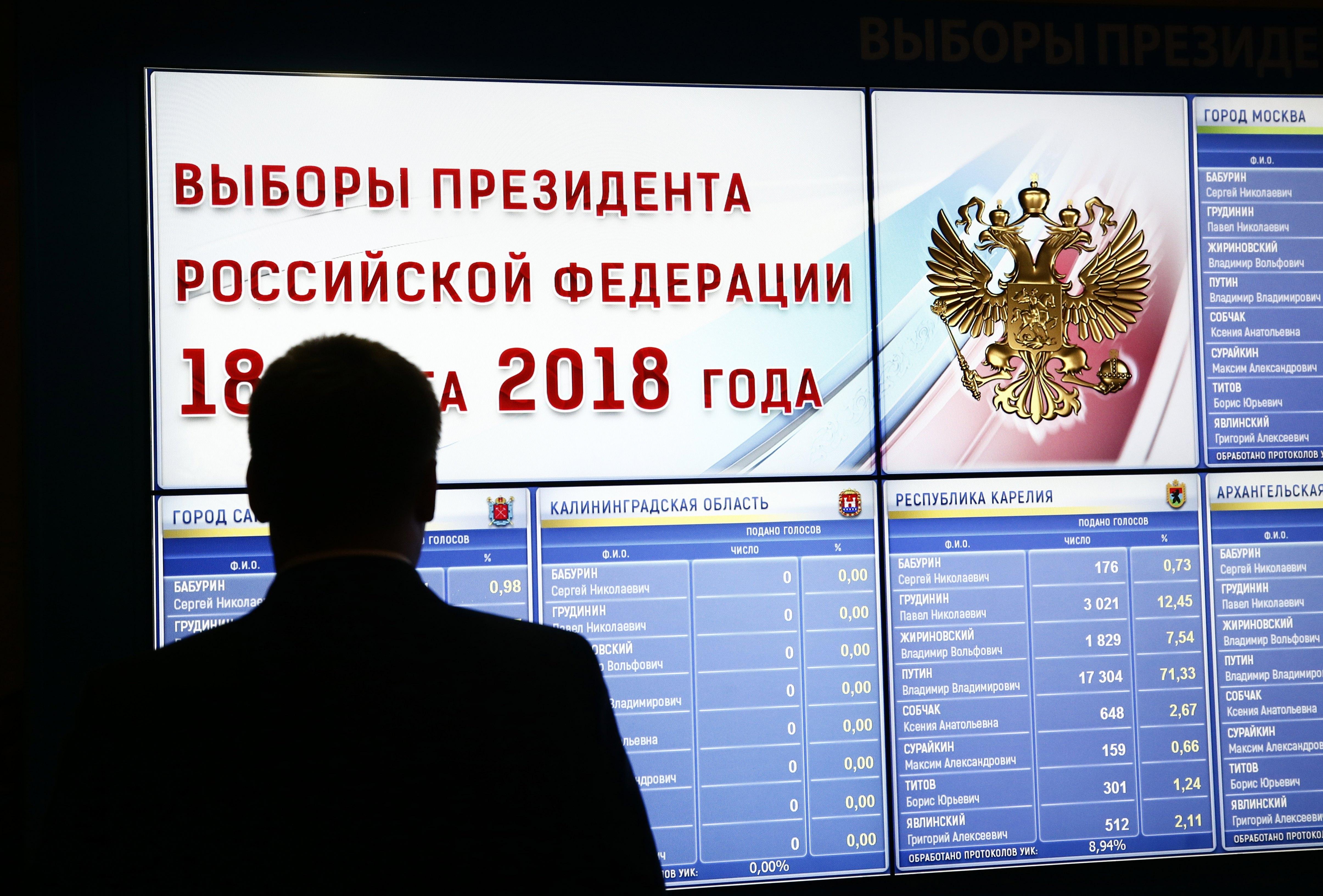 """EU """"Rusija bi trebala ispraviti izborne nepravilnosti"""