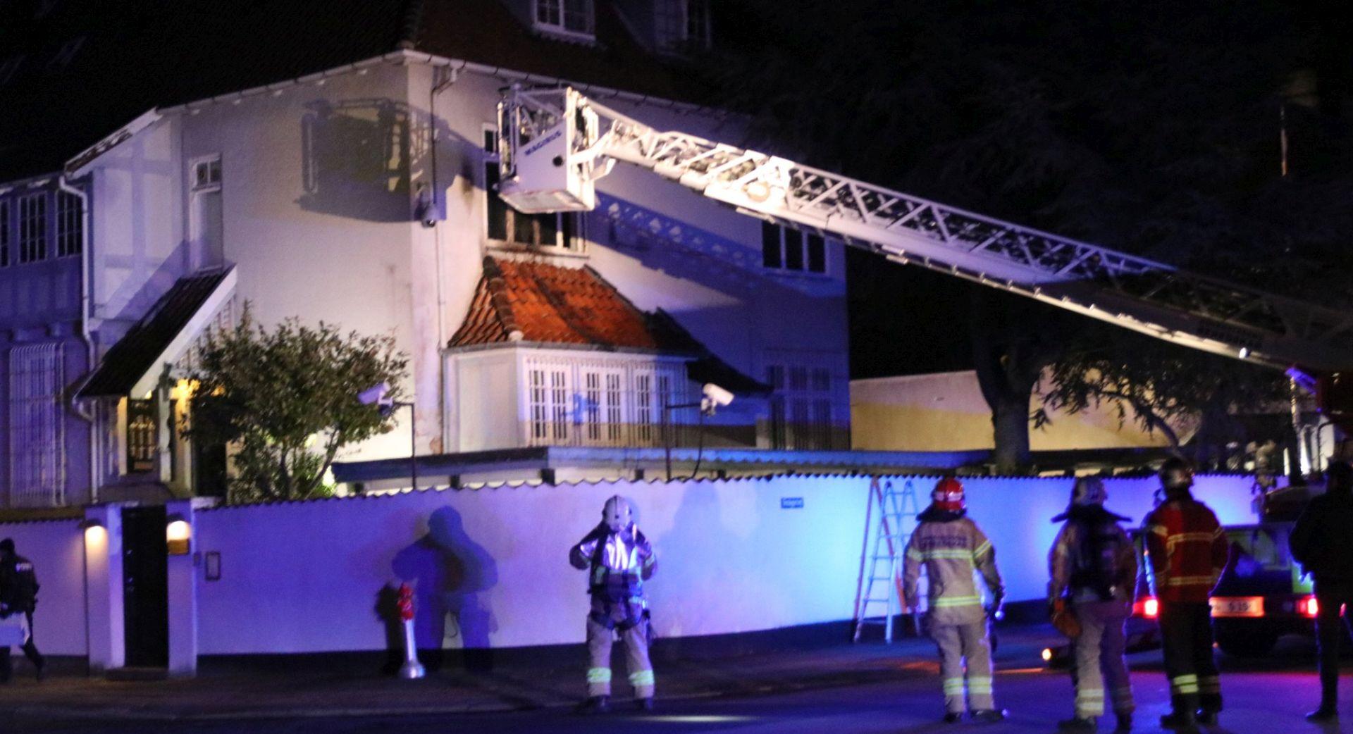 Napadnuto tursko veleposlanstvo u Danskoj
