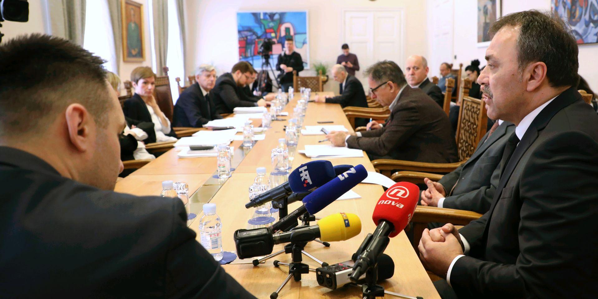 HDZ i SDP dogovorili izmjenu Poslovnika