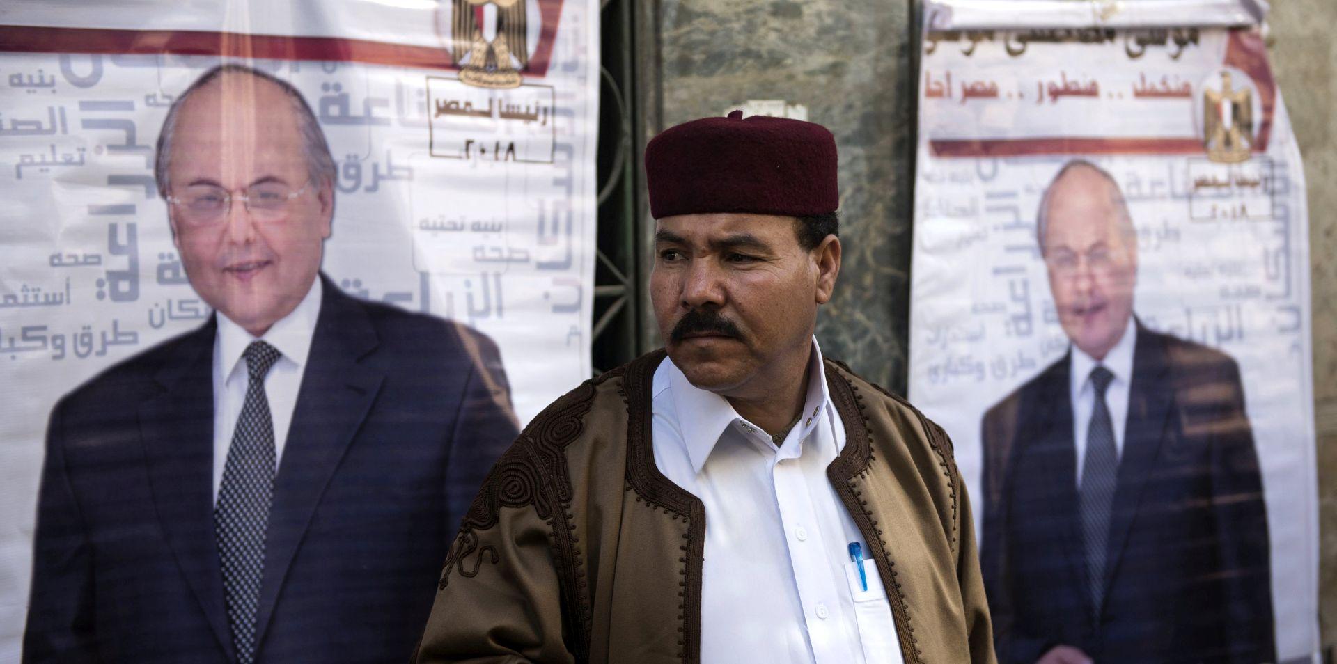 Egipćani spremni ponovno izabrati al Sisija