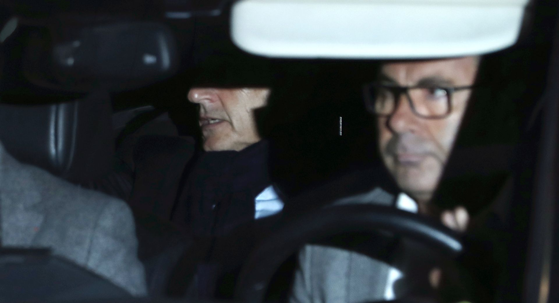 Sarkozy pušten nakon ispitivanja
