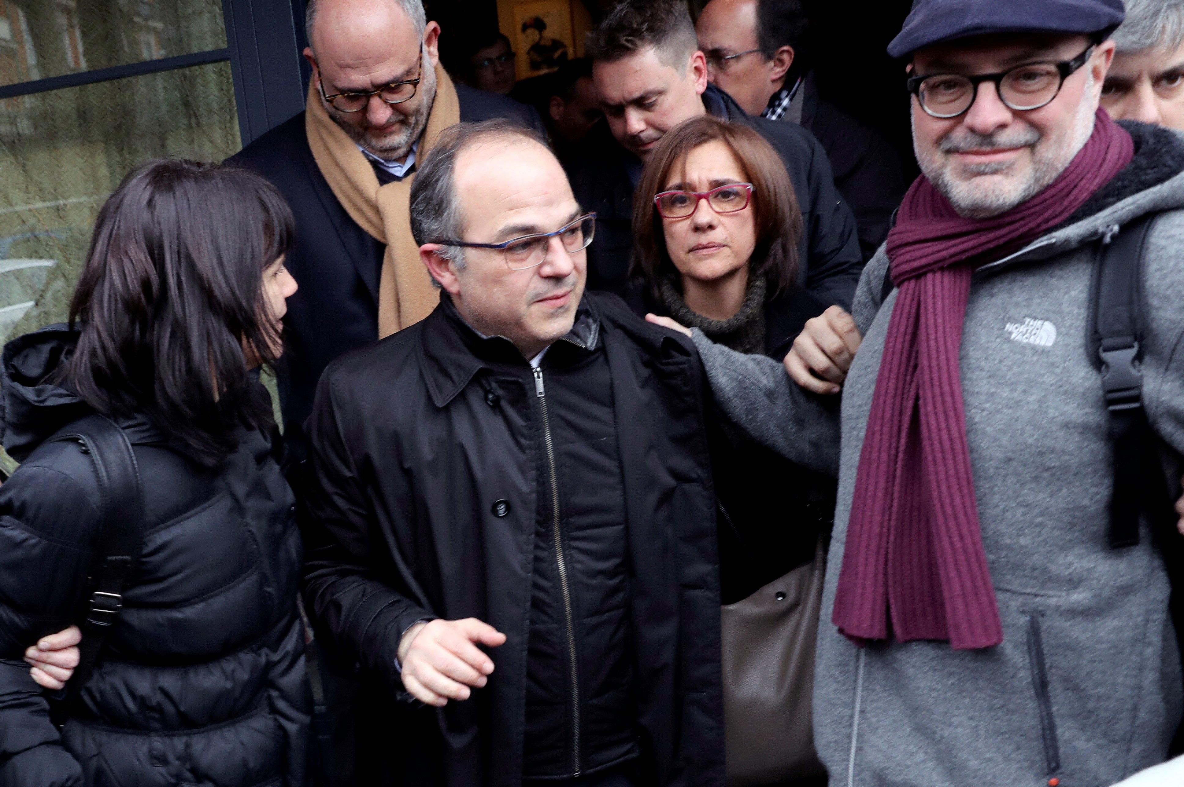 Španjolski sudac pritvorio kandidata za predsjednika Katalonije