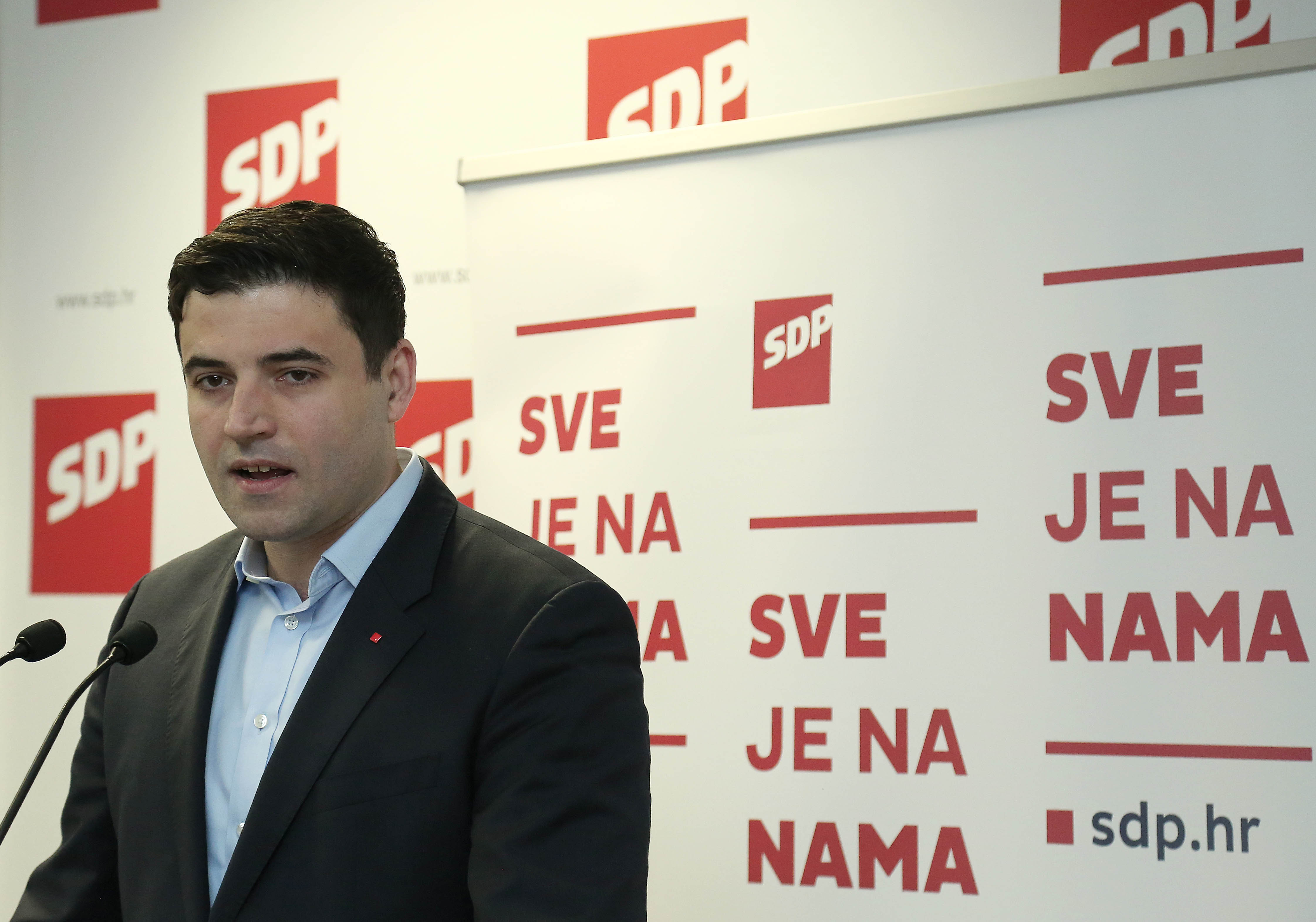 """BERNARDIĆ """"Evidentno je da Hrvatska treba SDP"""""""