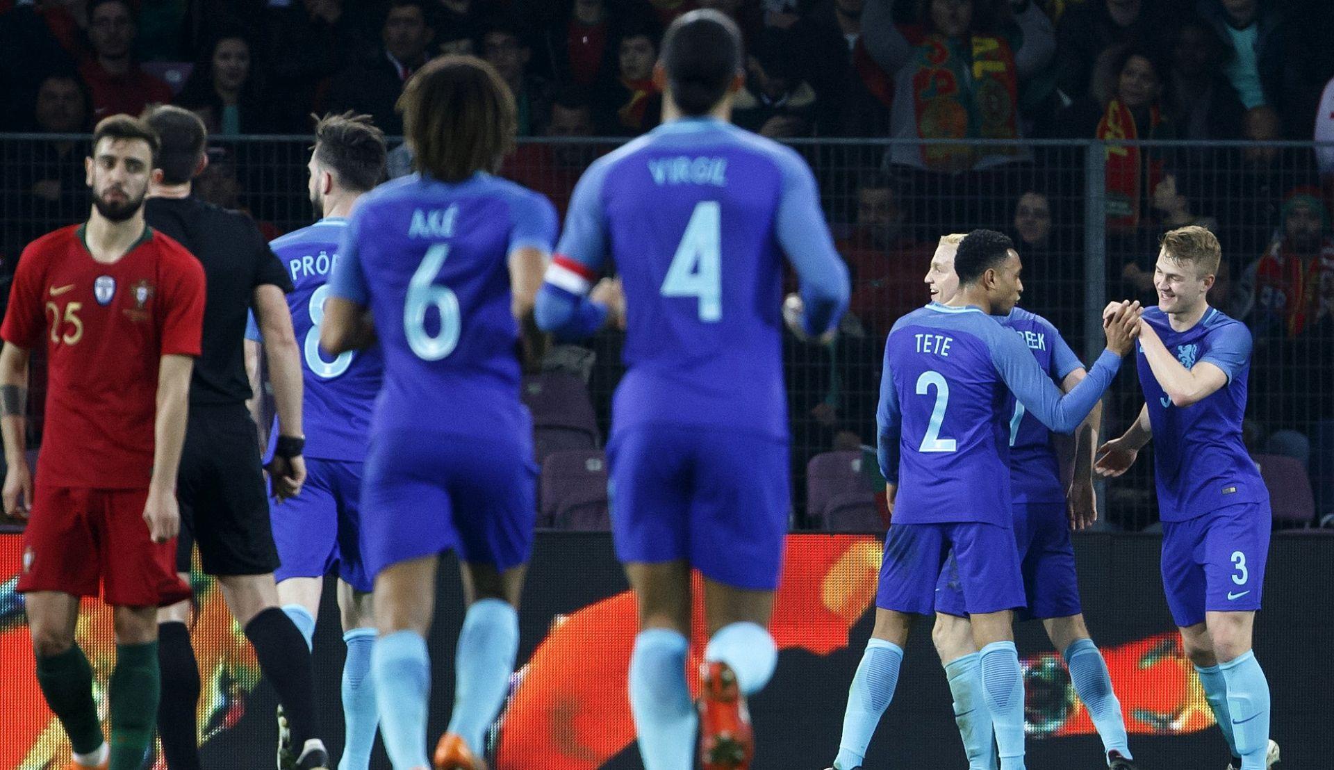 VIDEO: Nizozemska svladala europske prvake