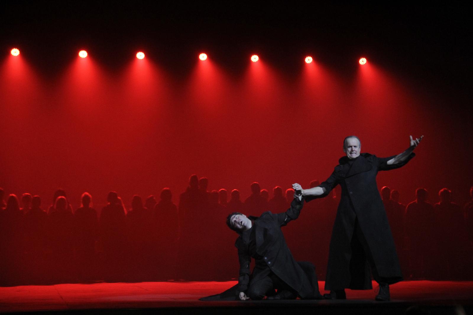 """HNK Ivana pl. Zajca s operom """"Otello"""" Giuseppea Verdija u srijedu 28. ožujka u HNK-u Zagreb"""