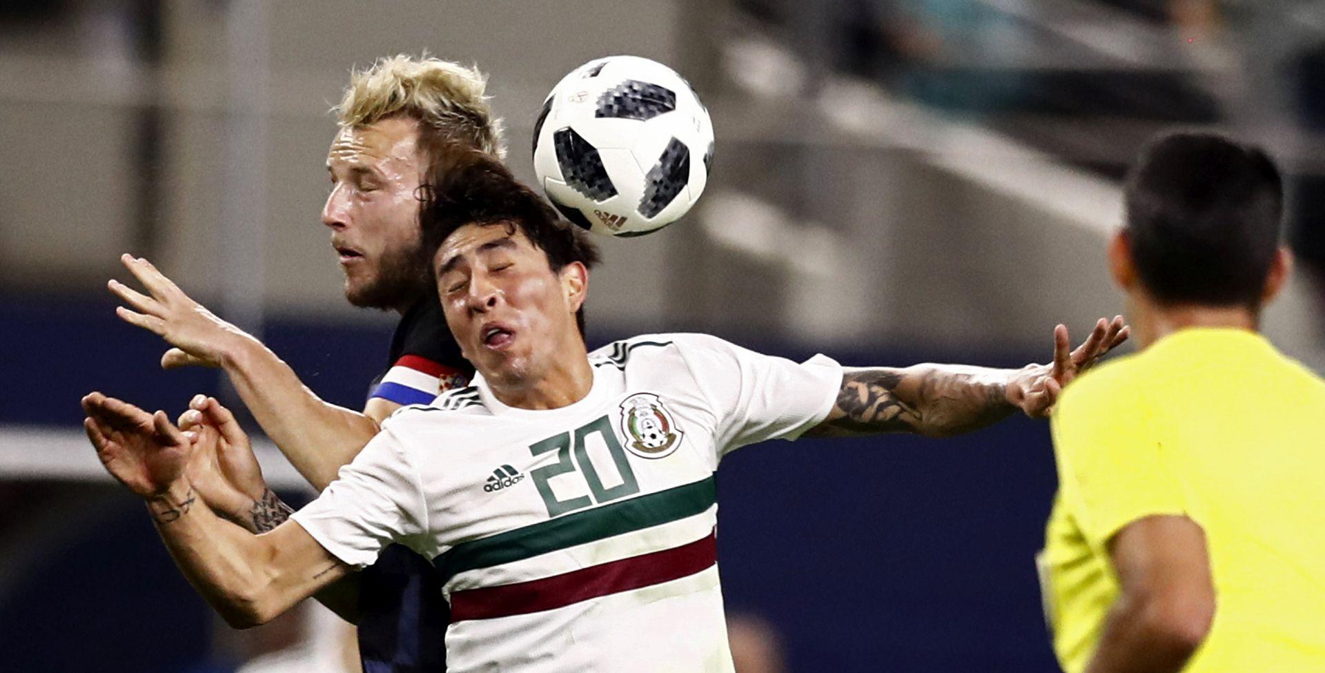 VIDEO: Rakitić iz penala za pobjedu Hrvatske nad Meksikancima