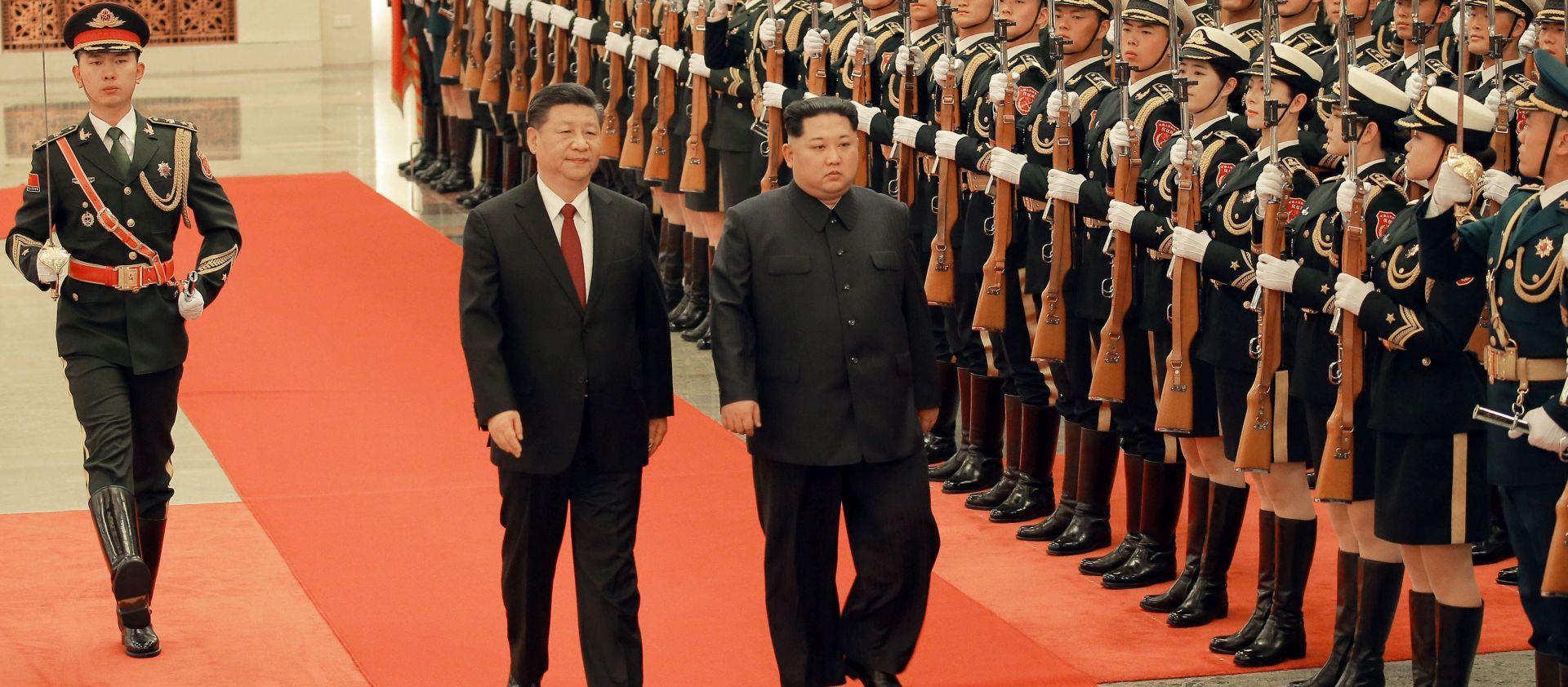 POSJET KINI Kim Jong-un obećao denuklearizaciju, uz neke uvjete