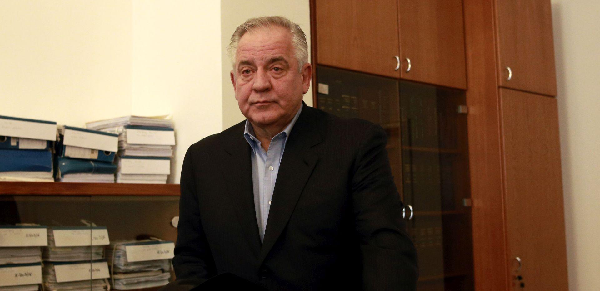 Uskokov svjedok nije se pojavio na suđenju Sanaderu