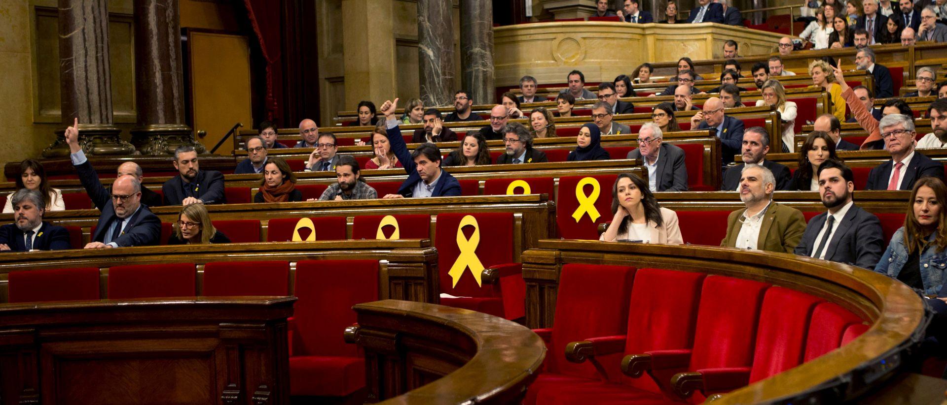 Katalonski zastupnici izglasali da kandidat u odsustvu može biti izabran za predsjednika