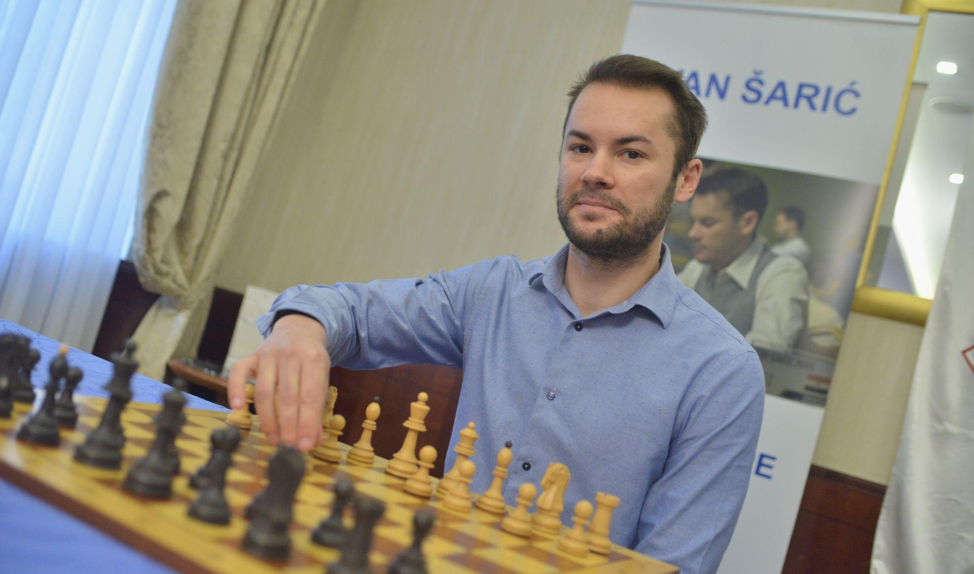 'Cilj mi je probiti se među 40 najboljih svjetskih šahista'