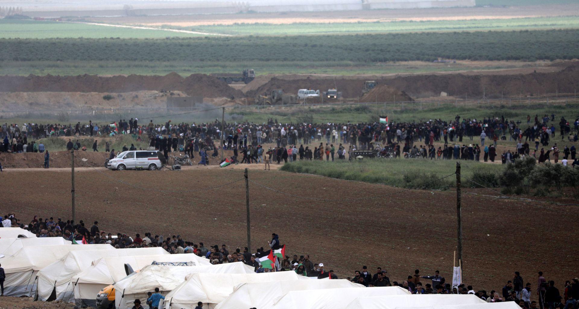 Izrael ne želi provesti istragu o ubojstvima Palestinaca u Pojasu Gaze
