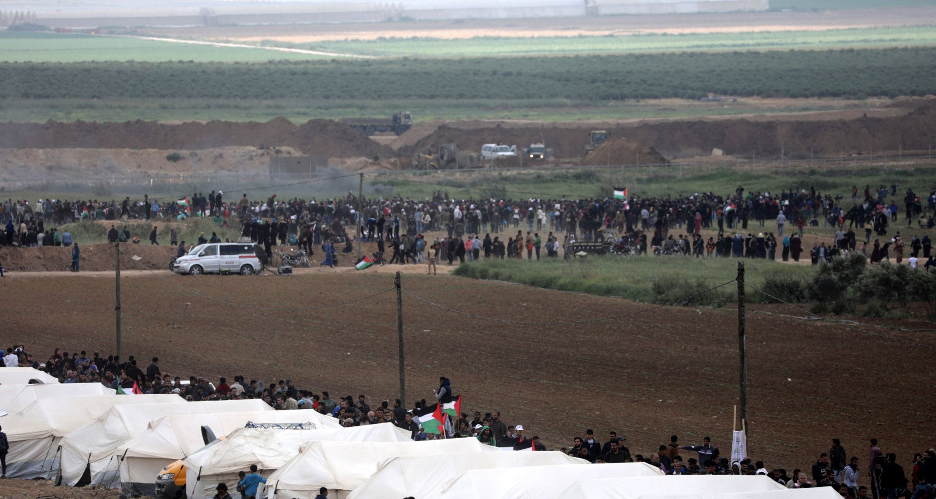 ZAPADNA OBALA Palestinac zaklao Izraelca
